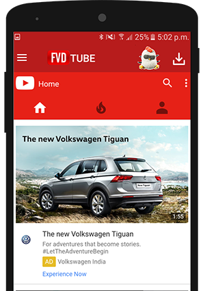 download youtube downloader apk